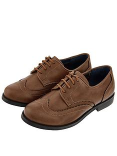 monsoon-boys-oxford-brogue-shoe-brown