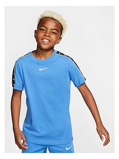 nike-sportswear-older-boys-swoosh-tape-t-shirt-blue