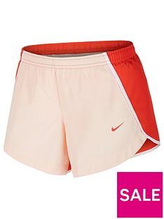 nike-girls-dri-fitnbsprunning-shorts-coral