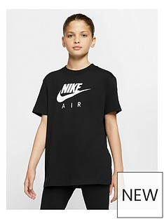 nike-girls-air-oversized-t-shirt-black