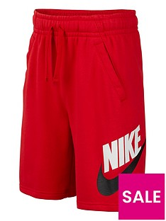 nike-boys-club-shorts-red