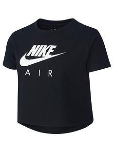 nike-air-girls-crop-t-shirt-black