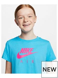 nike-air-girls-crop-t-shirt-blue