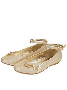 monsoon-girls-simone-butterfly-shimmer-ballerina-gold