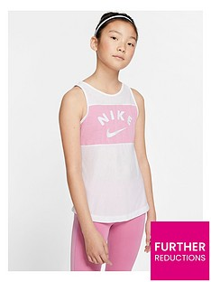 nike-girls-tank-top-whitepink