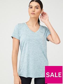 under-armour-techtrade-twist-t-shirt-greynbsp