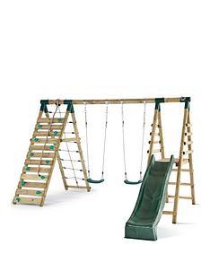 plum-woolly-monkey-wooden-swing-set
