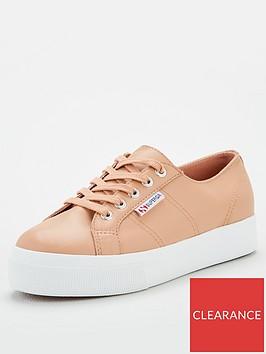 superga-2730-chunky-sole-leather-trainer