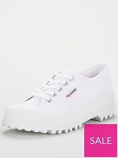superga-2555-cotu-alpina-chunky-sole-plimsoll-white