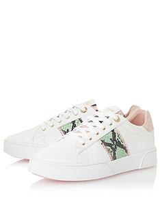 dune-london-elsie-s-trainer-multi