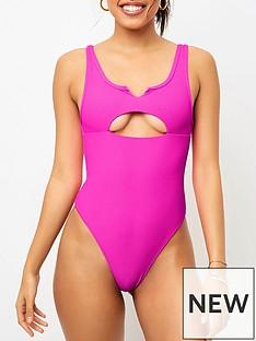frankies-bikinis-cody-cut-out-swimsuit--nbspfuchsia