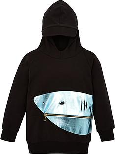 wauw-capow-by-bang-bang-copenhagen-boys-scarry-larry-shark-hoodie-black