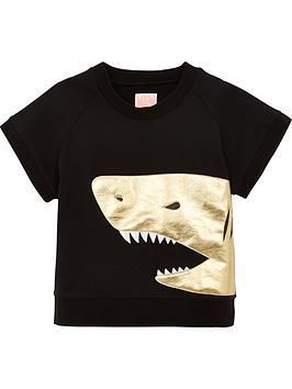wauw-capow-by-bang-bang-copenhagen-boys-king-shark-t-shirt-black