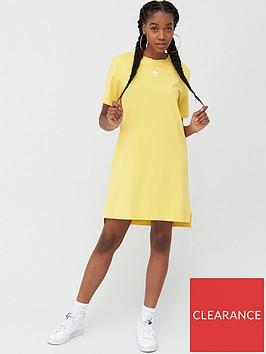 adidas-originals-trefoil-dress-yellownbsp