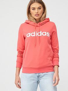 adidas-essentials-linear-hoodie-pinknbsp