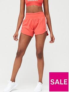 adidas-3-stripe-woven-gym-short-rednbsp