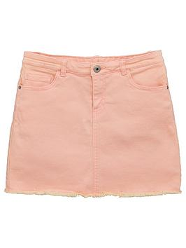 v-by-very-girls-denim-skirt-pink
