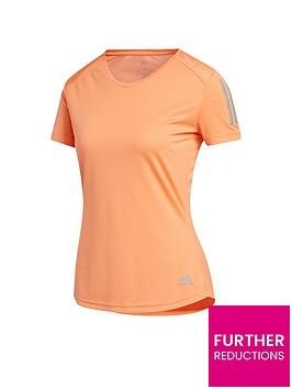 adidas-own-the-run-t-shirtnbspnbsp--orangenbsp