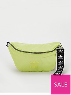 adidas-originals-nylon-waistbag-yellow