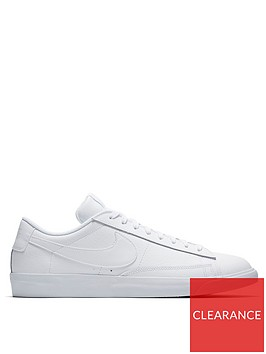 nike-blazer-low-leather-white