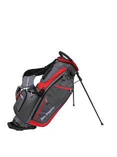 ben-sayers-xf-lite-stand-bag-greyred