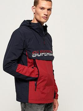 superdry-core-overhead-cagoul