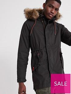 superdry-mountain-rookie-aviator-parka-coat-black