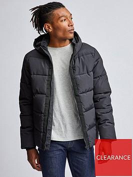 burton-menswear-london-aspen-padded-jacket-black
