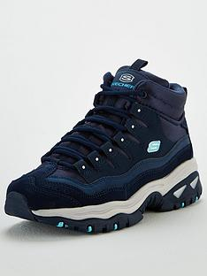 skechers-energy-cool-rider-ankle-boots-navy