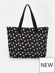 v-by-very-joley-canvas-beach-bag-mono