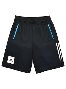 adidas-junior-boys-training-aeroreadynbspshorts-black
