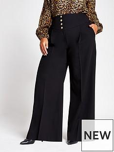 ri-plus-ri-plus-corset-high-waist-wide-leg-trouser-black