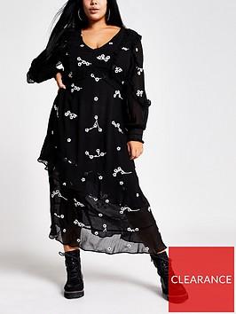 ri-plus-ri-plus-daisy-embroidered-frill-midi-dress-black