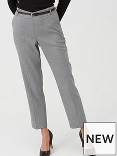 wallis-gingham-trousers-multi