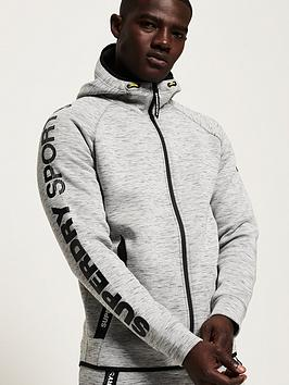 superdry-sport-core-gym-tech-zip-hoodie-grey