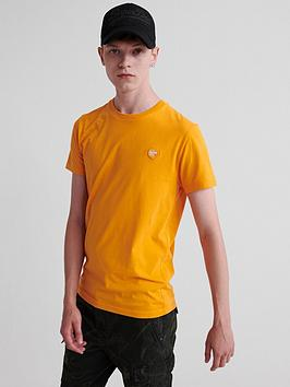 superdry-collective-t-shirt-yellow
