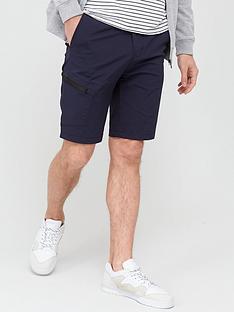 very-man-tech-cargo-shorts-navy