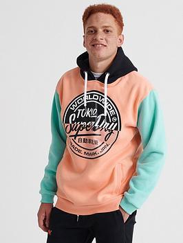 superdry-ticket-type-ovrsized-hoodie-pink