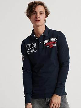 superdry-superstate-classic-organic-cotton-polo-shirt-navy
