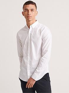 superdry-edit-button-down-shirt-white