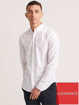 superdry-edit-button-down-shirt-white
