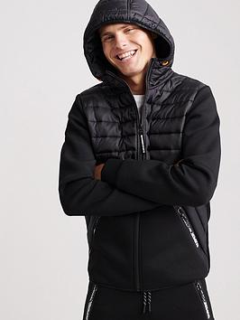 superdry-core-gymtech-hybrid-zip-jacket-black