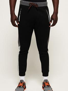 superdry-gymtech-colourblock-joggers-black