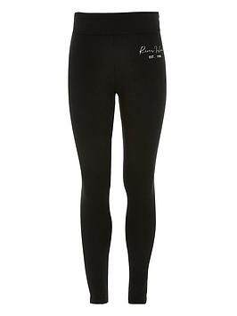 river-island-girls-ri-fold-over-leggings-black