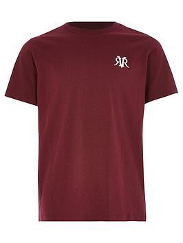 river-island-boys-logo-short-sleeve-t-shirt-burgandy