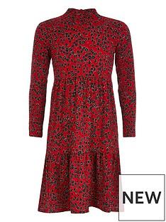river-island-girls-floral-smock-dress-red