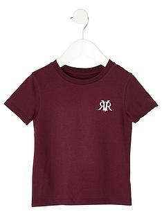 river-island-mini-mini-boys-logo-short-sleeve-tshirt