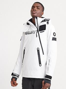superdry-snow-rescue-overhead-jacket-white