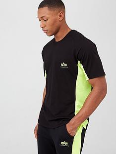 alpha-industries-alpha-industries-contrast-neon-insert-t-shirt