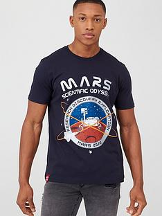 alpha-industries-alpha-industries-2020-mission-to-mars-t-shirt